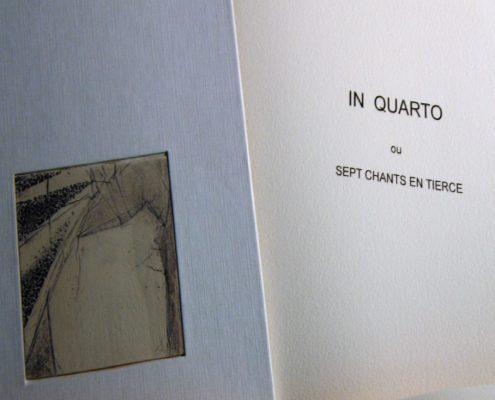 In Quarto ou Sept Chant en Tierce - Hervé Aussant - Armelle Gapihan - Nathalie Woog -Géraldine Evanno - 2011