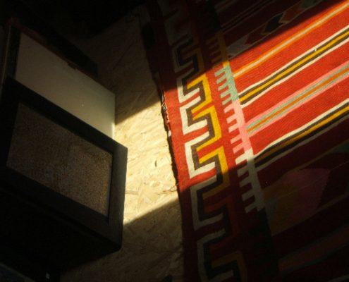 Marielle Prévost, Archives d'Atelier ou D'une Fenêtre à l'Autre, exposition Cabinet d'Estampes de Cantomheuc, automne 2017