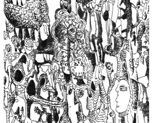 Aristide Caillaud, gravure 01