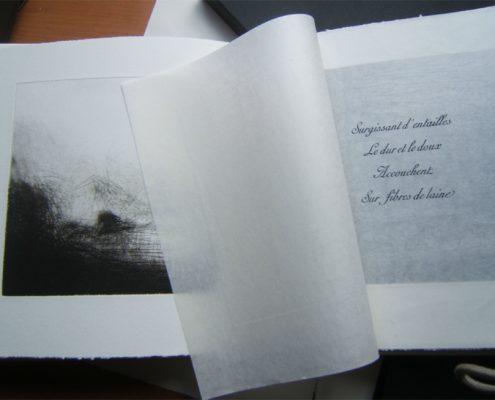 Encre de peau - Hervé Aussant - 2008