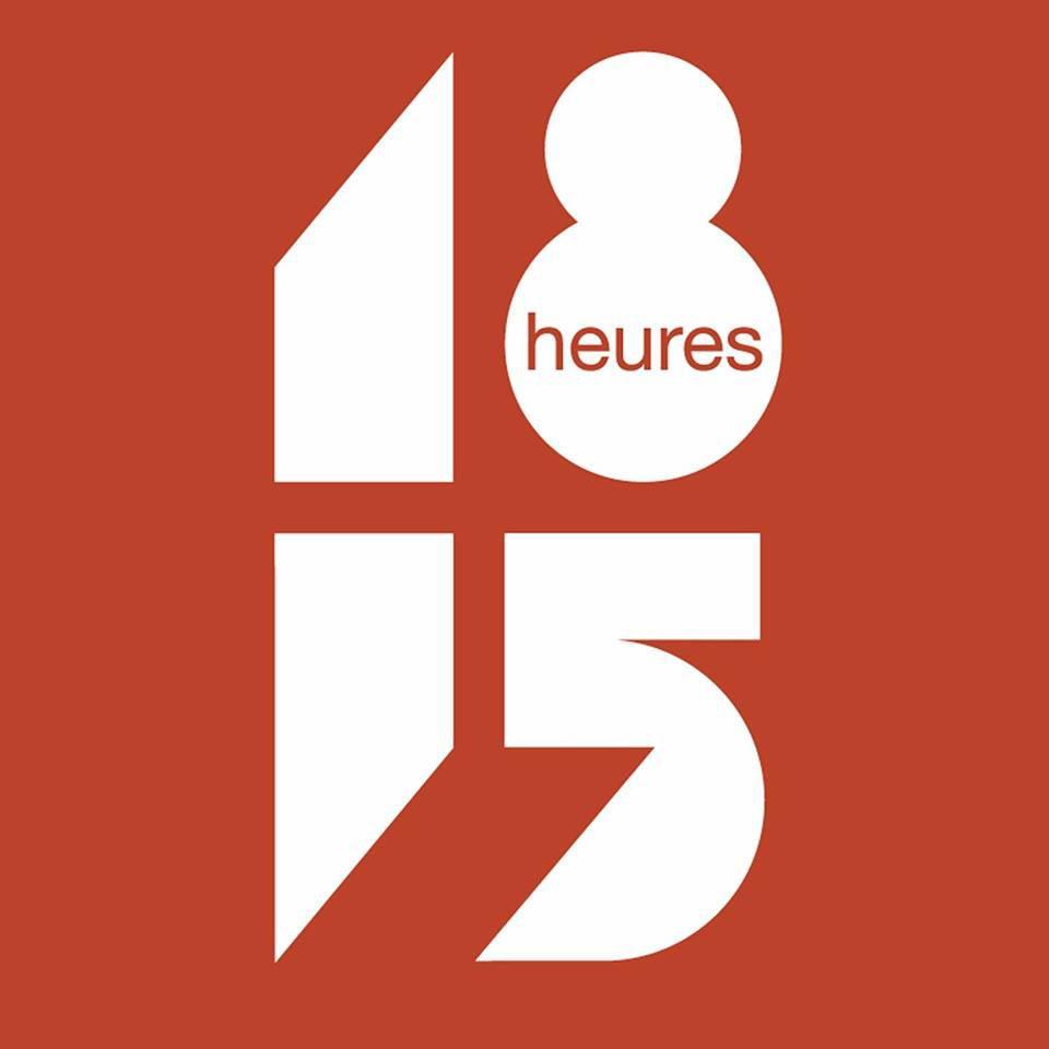 Logo de la galerie 18heures15 Boumevard de la Liverté à Rennes